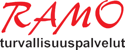 Ramoturvallisuuspalvelut Logo